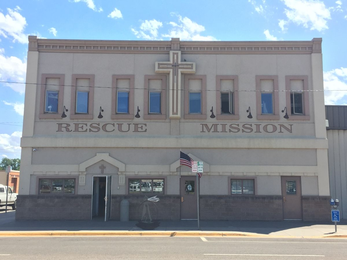 Great Falls Rescue Mission Men's Shelter