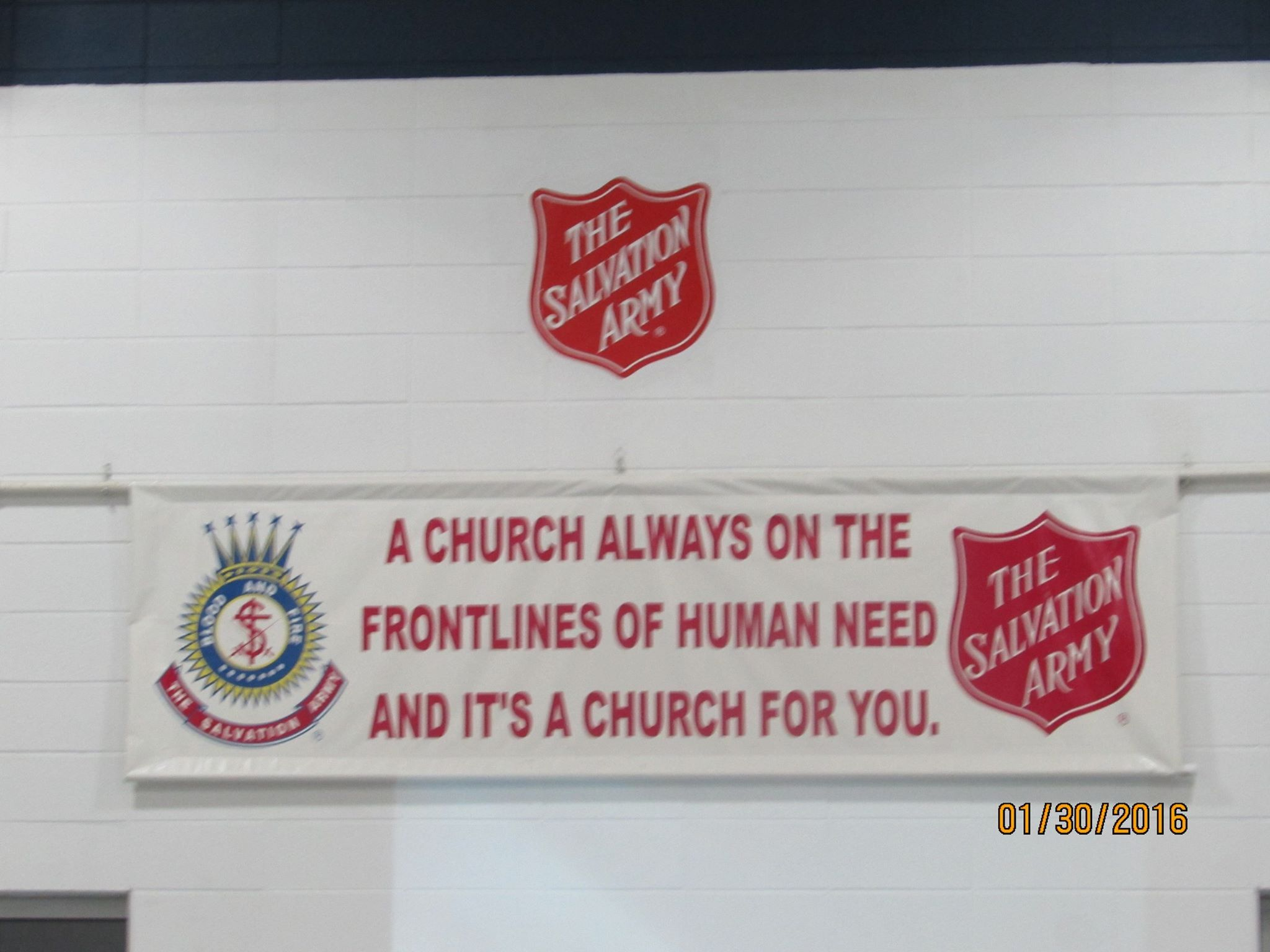 Salvation Army Shelter for Families