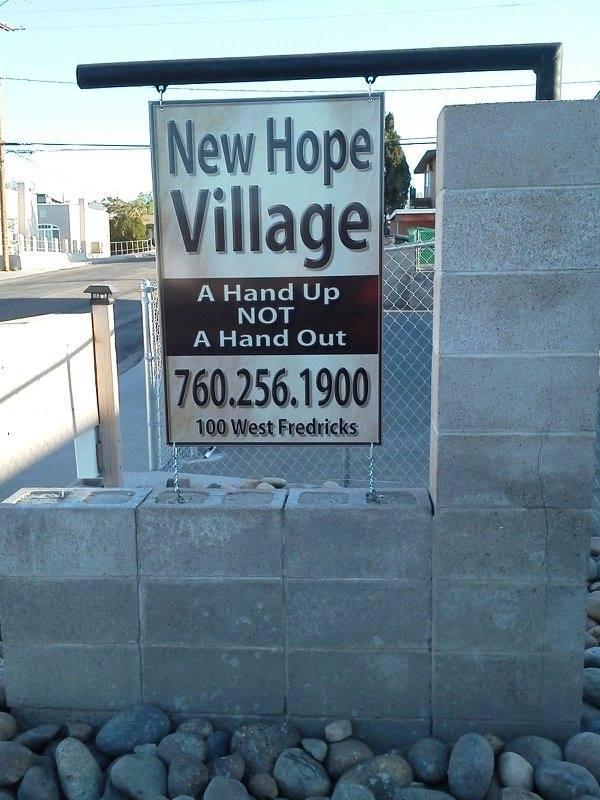 New Hope Village Inc