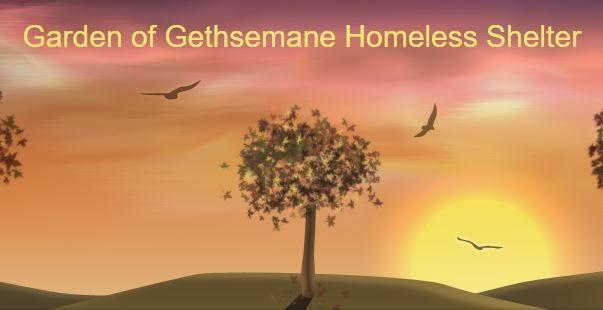 Garden of Gethsemane Shelter