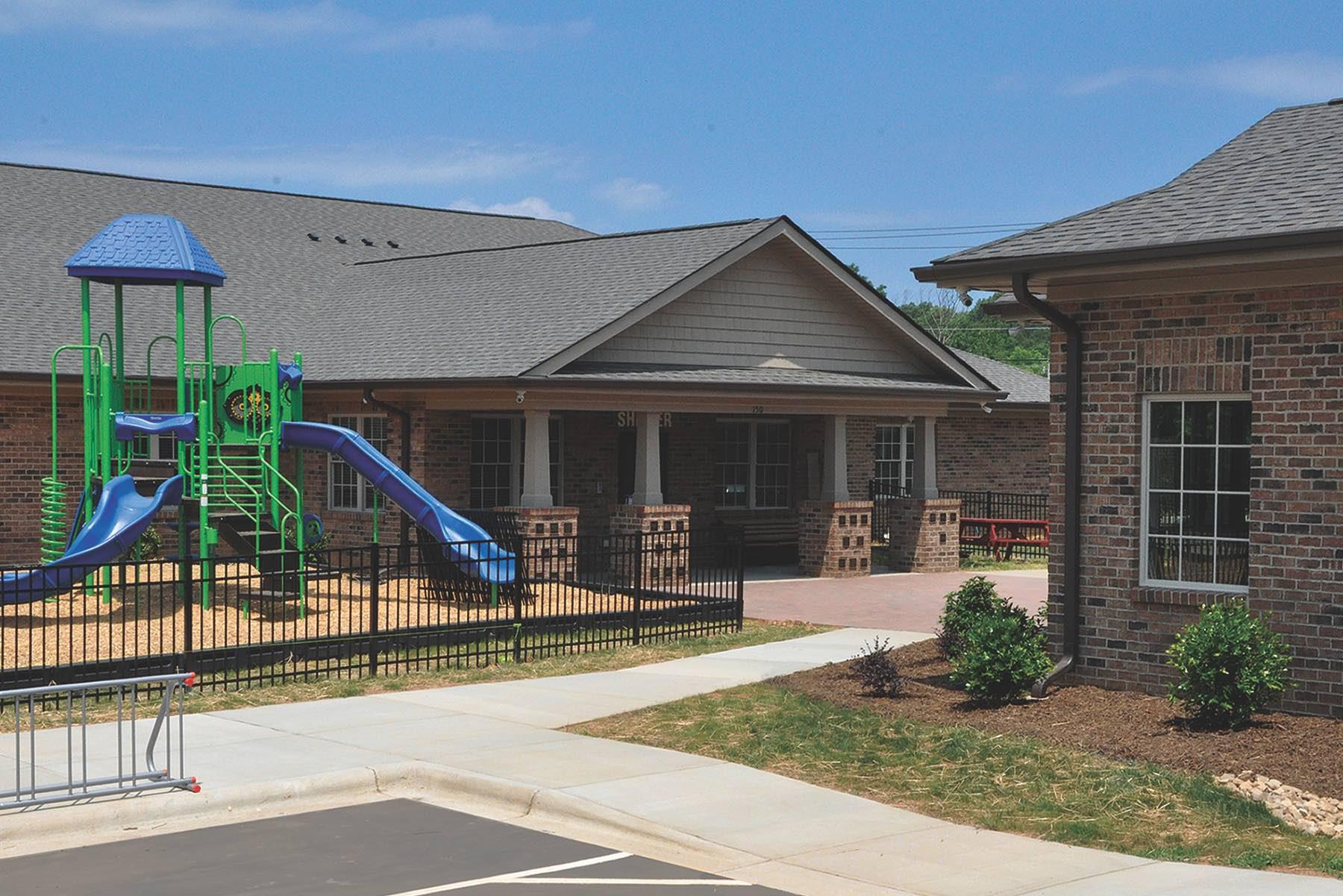 Union County Community Shelter