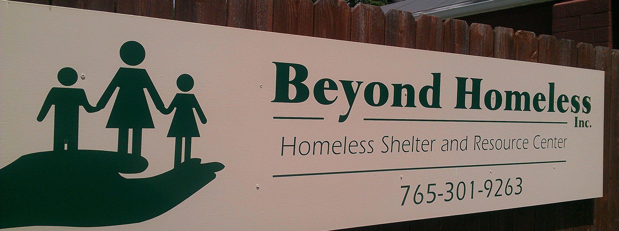 Beyond Homeless Inc
