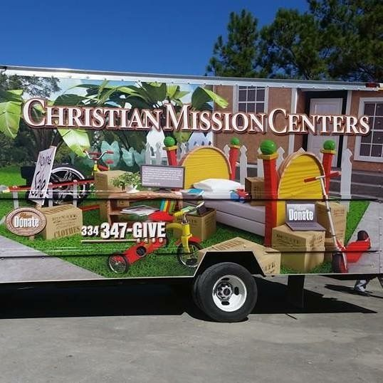 Christian Mission Bargain Center Shelter and Services Troy