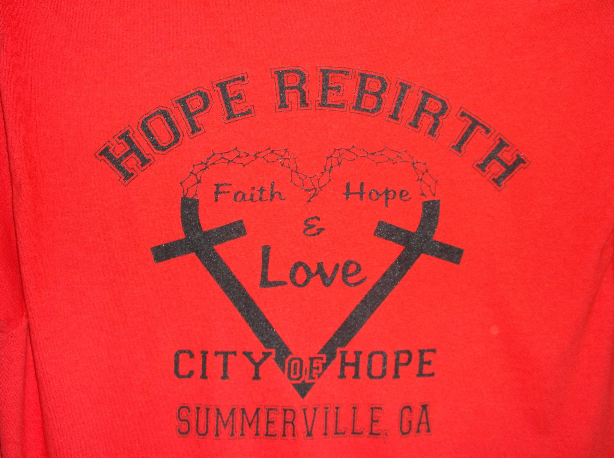 Hope Rebirth Homeless Shelter