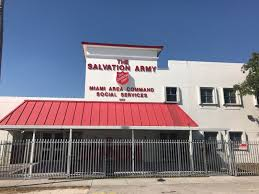 Salvation Army Miami Edison Corps Social Services