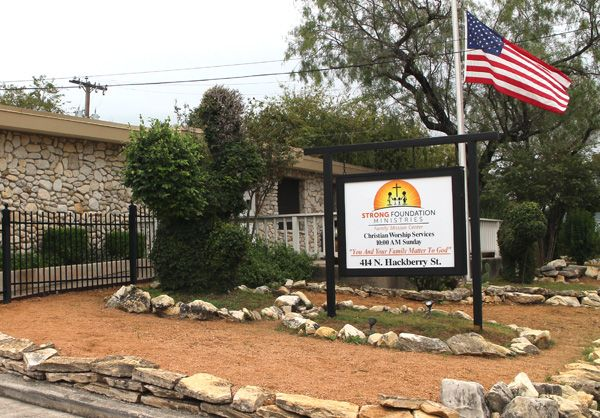Strong Foundation Emergency and Transitional Housing
