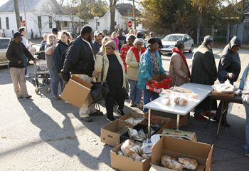 Mercy Ministries Day Shelter For Homeless