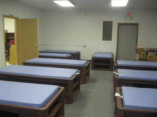 CRST Homeless Shelter