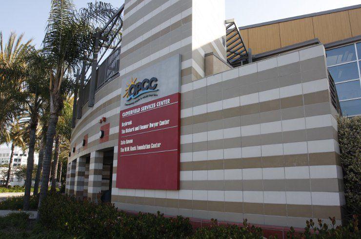 Cloverfield Services Center