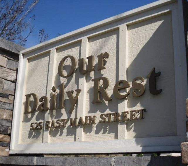 Our Daily Rest