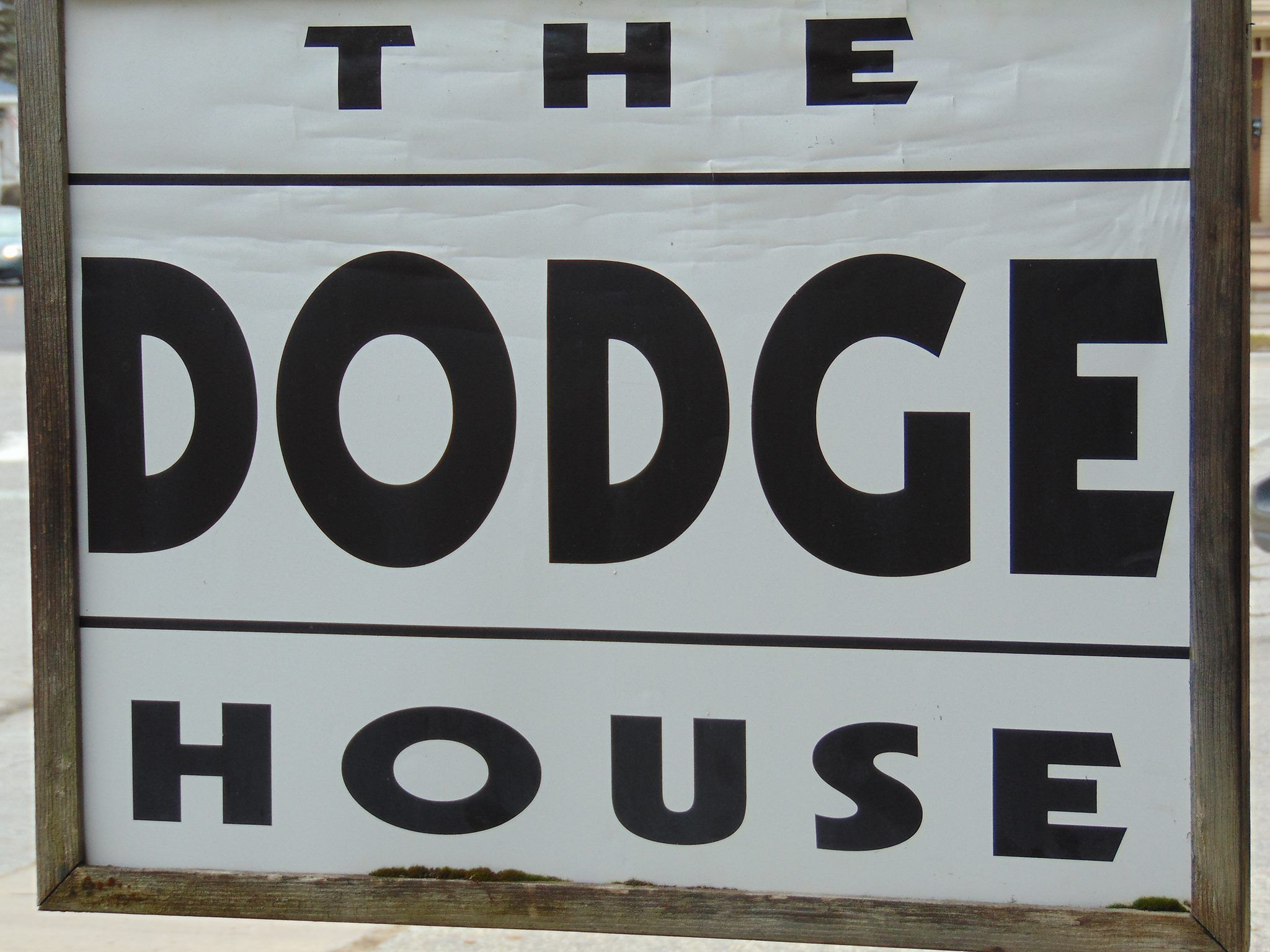 The Dodge House - For Veterans