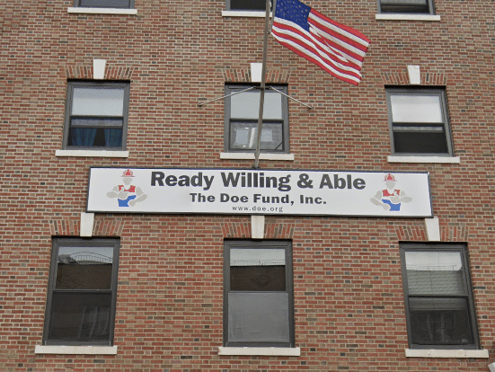 Ready Willing and Able