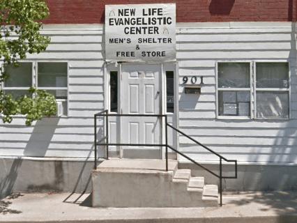 New Life Evangelistic Center Men Only Shelter