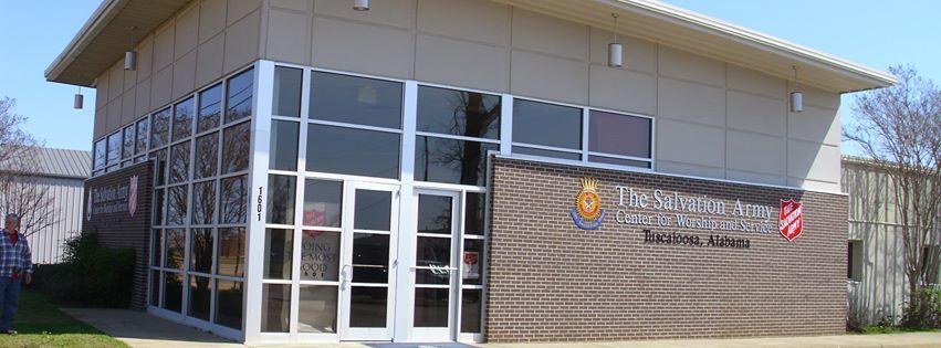 Salvation Army Tuscaloosa