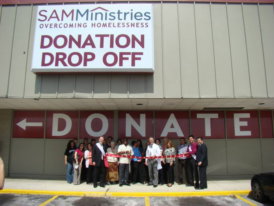 Samministries Transitional Living and Learning Center