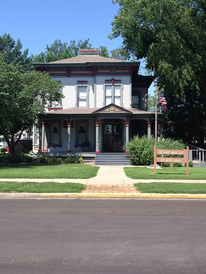Ashby house ltd shelter list for Ashby house