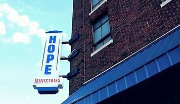 Hope Ministries Rescue Mission