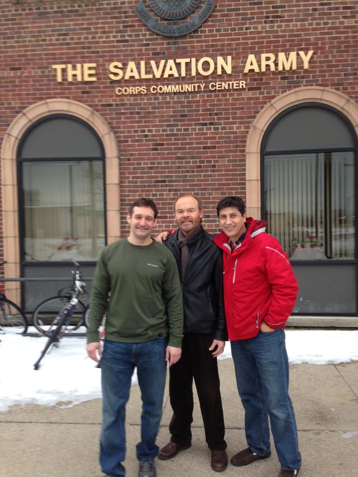 Salvation Army Men\'s Shelter