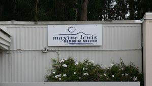 Maxine Lewis Memorial Homeless Shelter