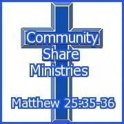 Community Share Ministery - Men\'s Shelter