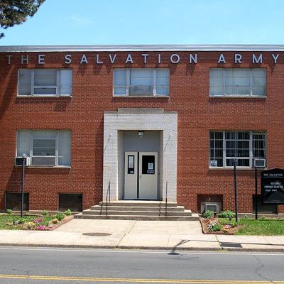 SALVATION ARMY Homeless Shelter