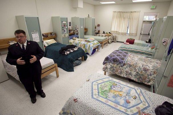 Ventura Transitional Living Center Salvation Army