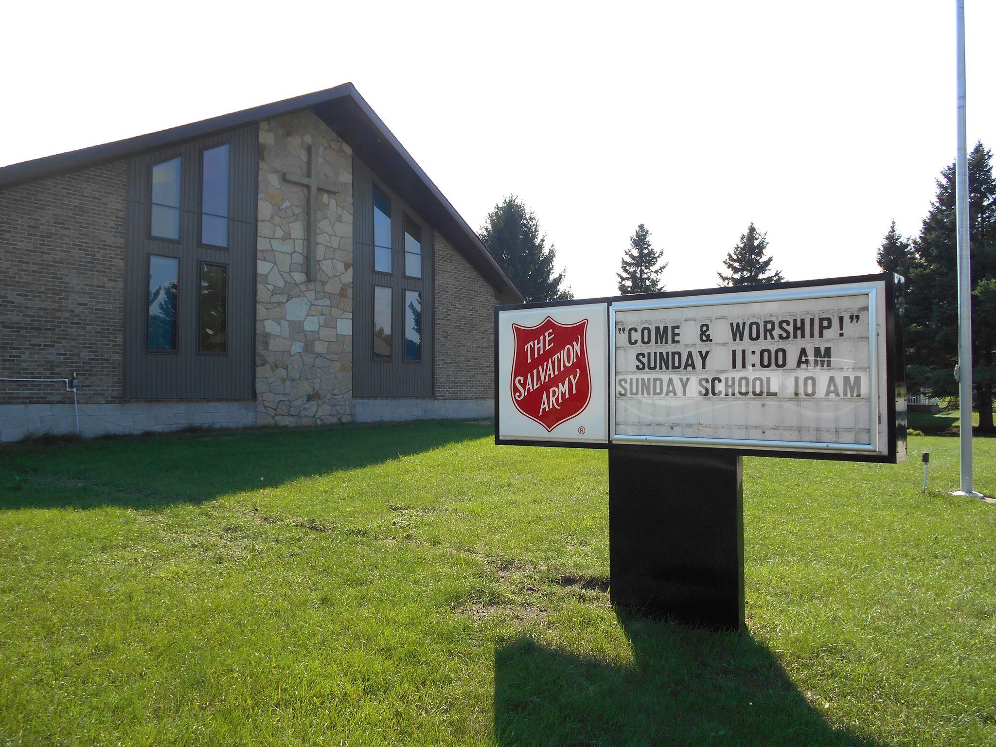Salvation Army Escanaba