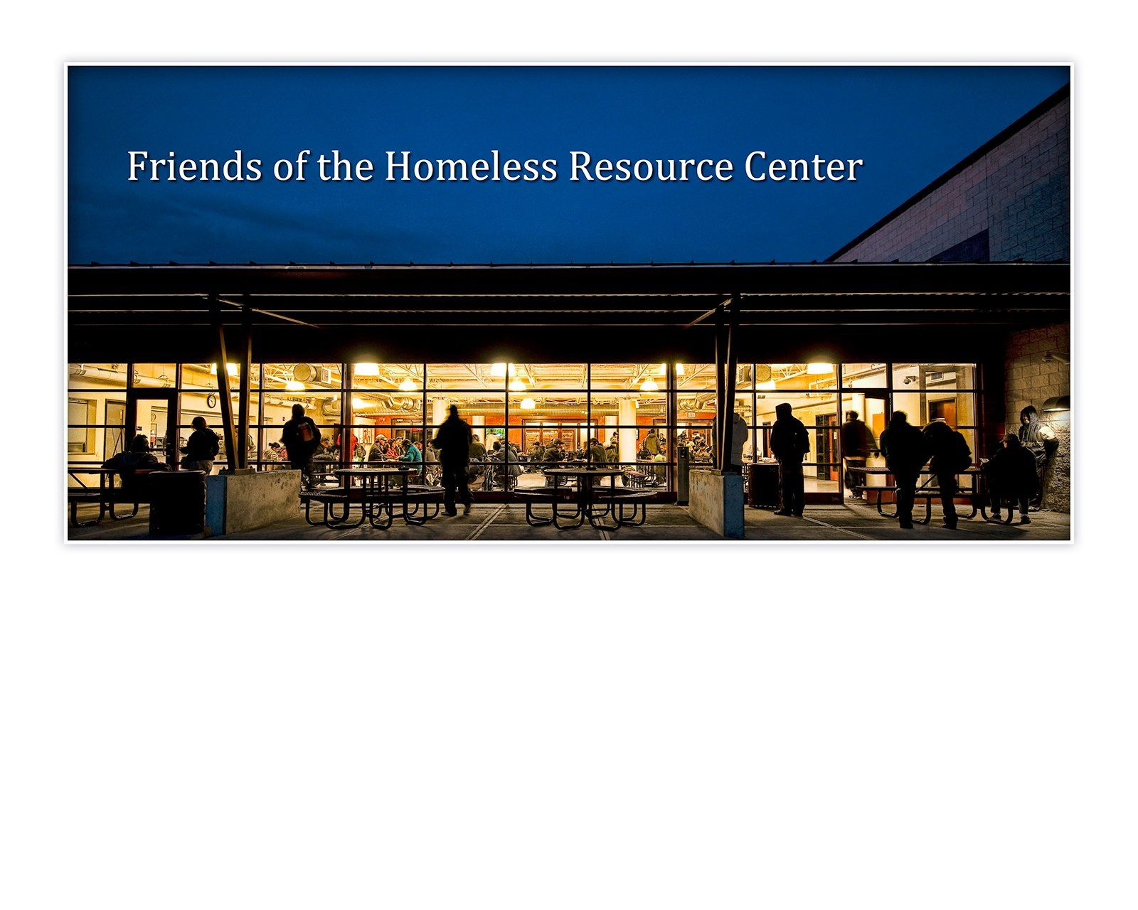 Friends of the Homeless Shelter