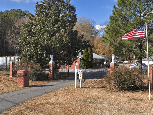 Cobb Street Ministry Shelter