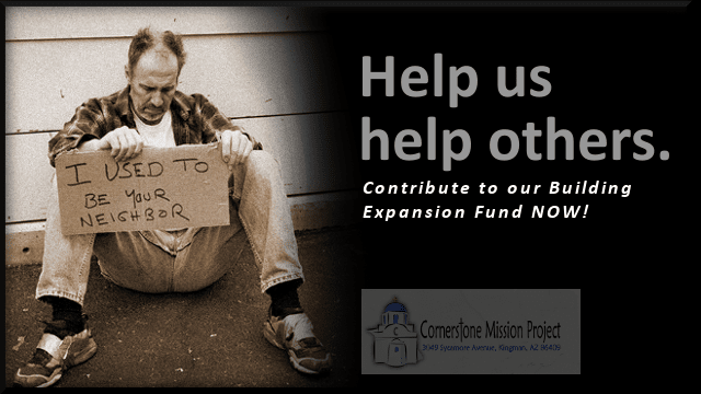 Cornerstone Mission Project, Inc.