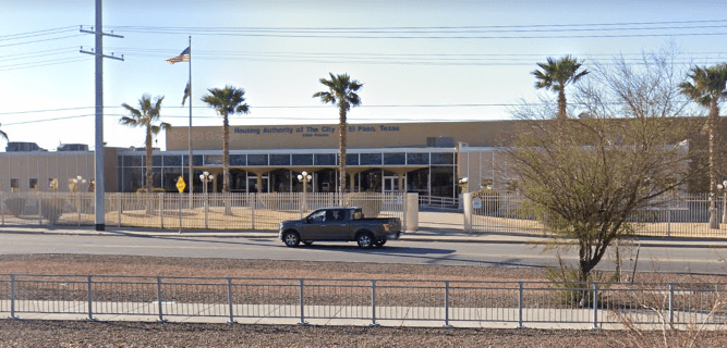 El Paso Housing Authority HACEP Shelter Program