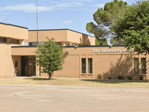 Salvation Army Odessa TX Homeless Shelter