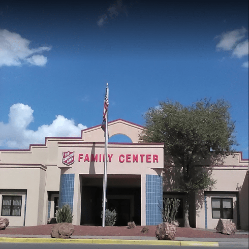 Salvation Army of El Paso Emergency Shelter