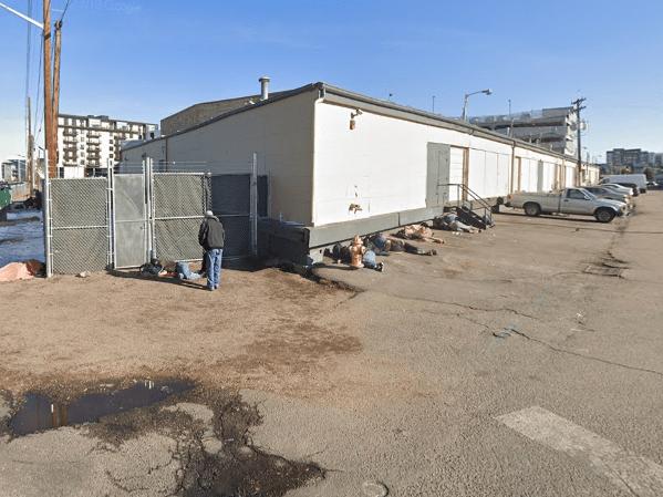 Salvation Army Crossroads Men's Shelter