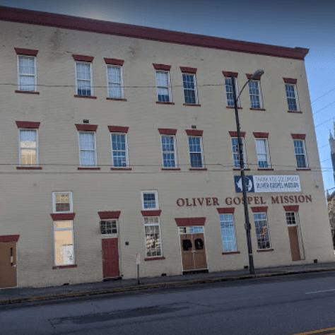 Oliver Gospel Mission Men's Center