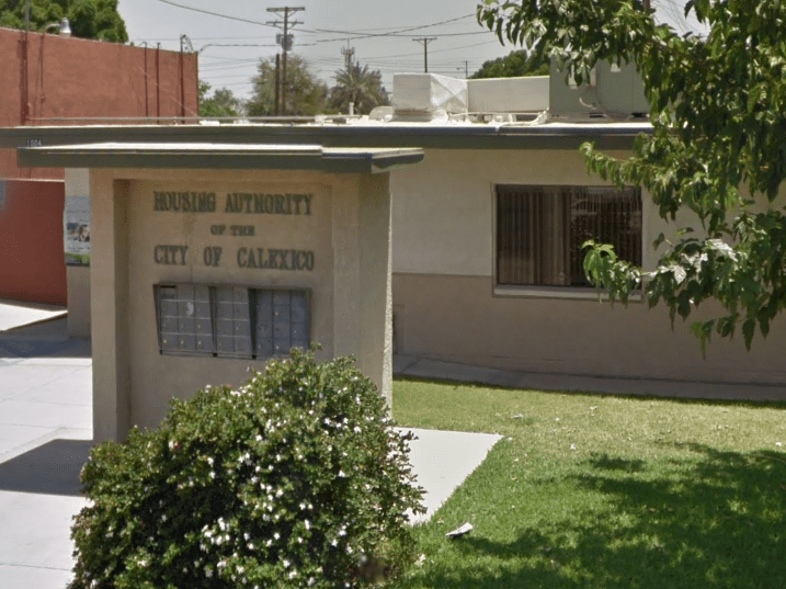 Calexico Housing Authority Transitional Homeless Housing