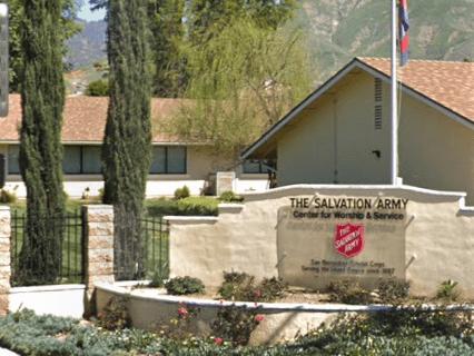 San Bernardino Salvation Army Corps