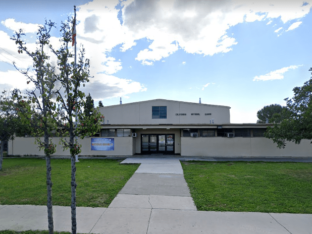 Santa Ana Armory Cold Weather Shelter