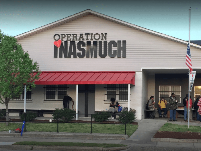 Operation Inasmuch Homeless Center - The Lodge