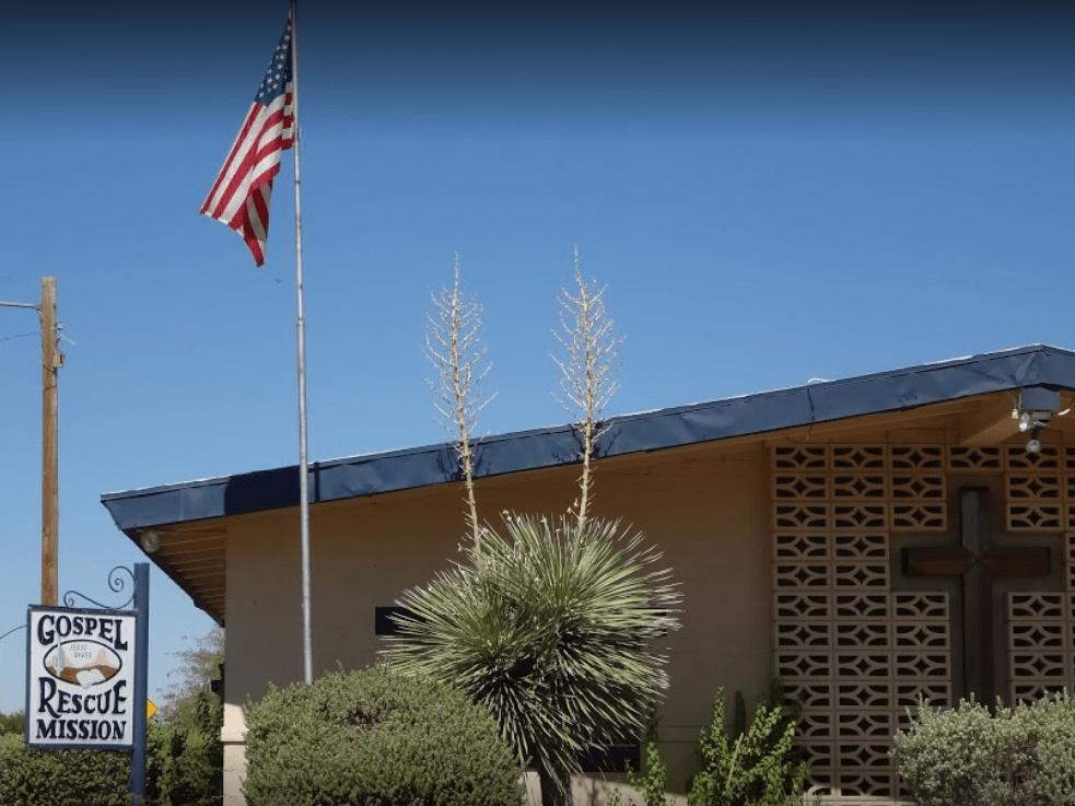 Gospel Rescue Mission - Mens Center