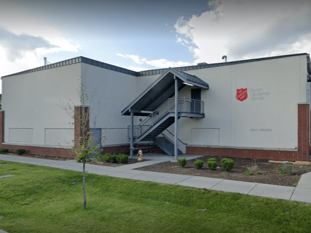 The Salvation Army Emergency Family Shelter