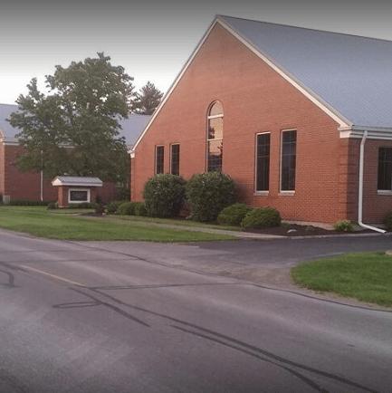 Monroe United Methodist Church Bread of Life Food Pantry