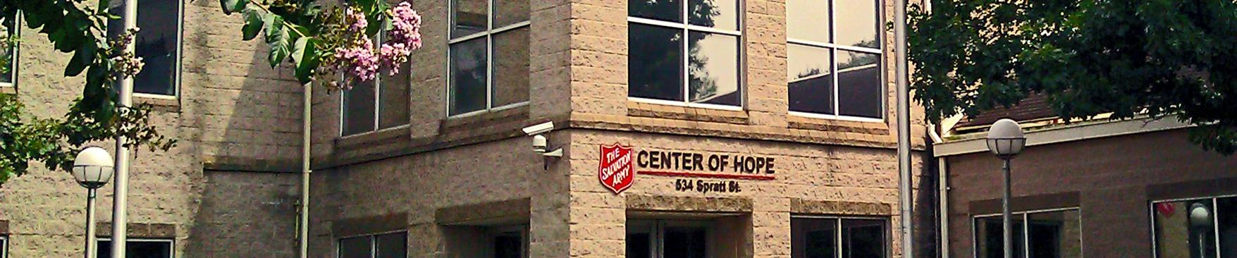 The Salvation Army Center of Hope Shelter
