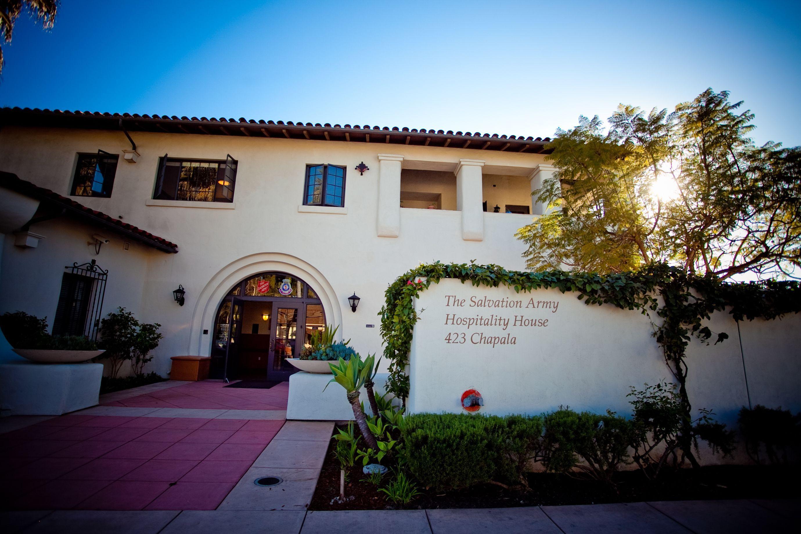 Santa Barbara Hospitality House - Salvation Army