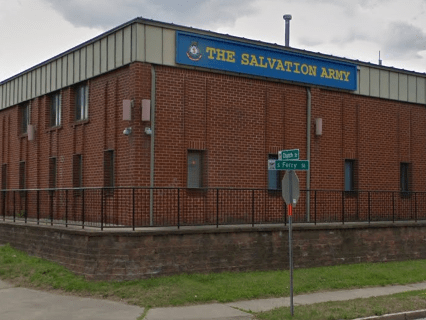 Salvation Army Albany Corps Shelter