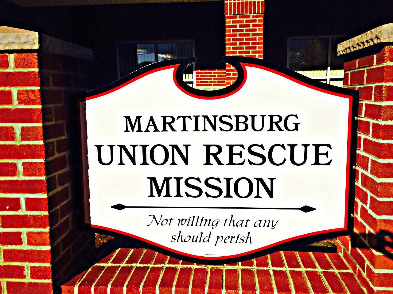 Martinsburg Union Rescue Mission