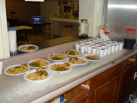 Lad Soup Kitchen Lake City