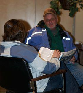 Boulder Shelter for the Homeless