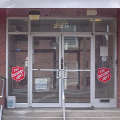 Salvation Army Adolescent Shelter