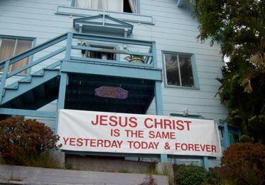 Homeless Church-Grace Healing Home